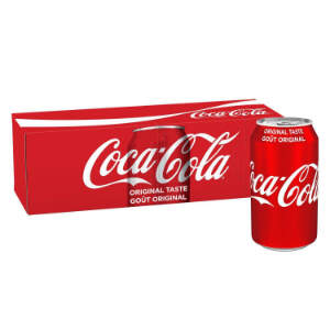 Coca-Cola® 355 ml Cans 12 Pack