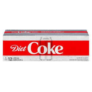 Diet Coke®  355 ml Cans, 12 pk