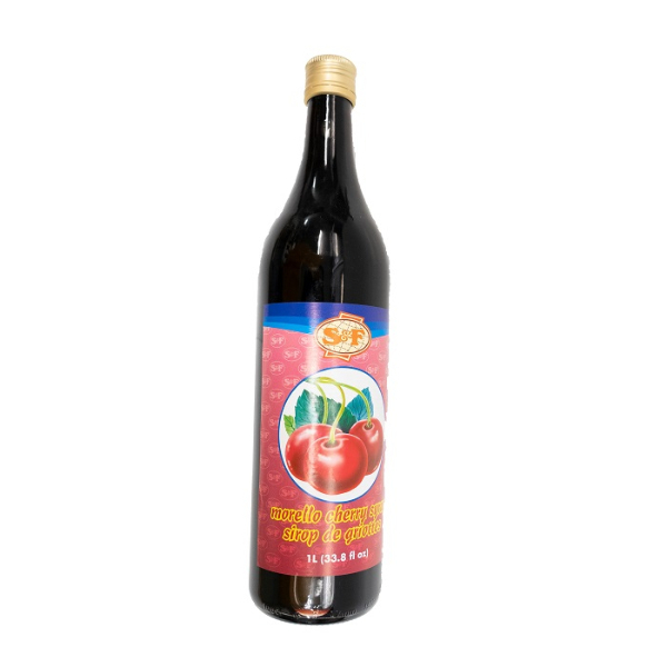 SF Cherry Syrup شربت آلبالو