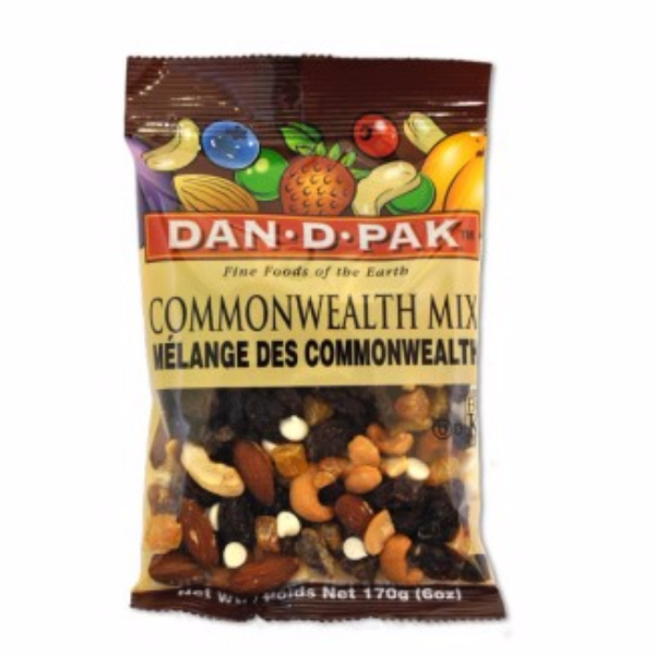 Commonwealth mix,fine foods of the eartb dan.d.pak آجیل شیرین درهم