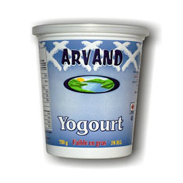 Arvand Yogurt Low Fat  750  g - 2% M.F.