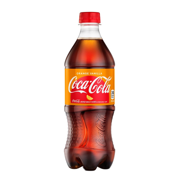 Coca-Cola Orange Vanilla 591 ml