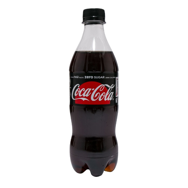 Coca-Cola-coke-zero 500 ml