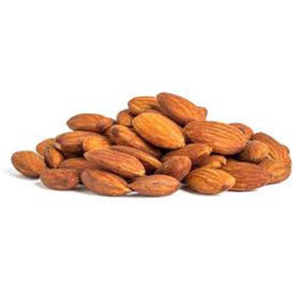 Saffron palace Rosted almonds/lb بادام بوداده
